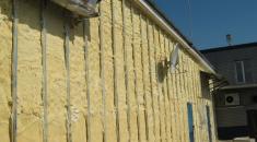 Стіни і фасади