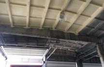 Теплоізоляція бетонної покрівлі ППУ